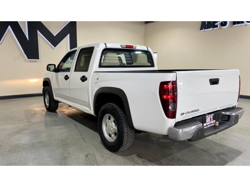 Chevrolet Colorado 2007 price $14,999