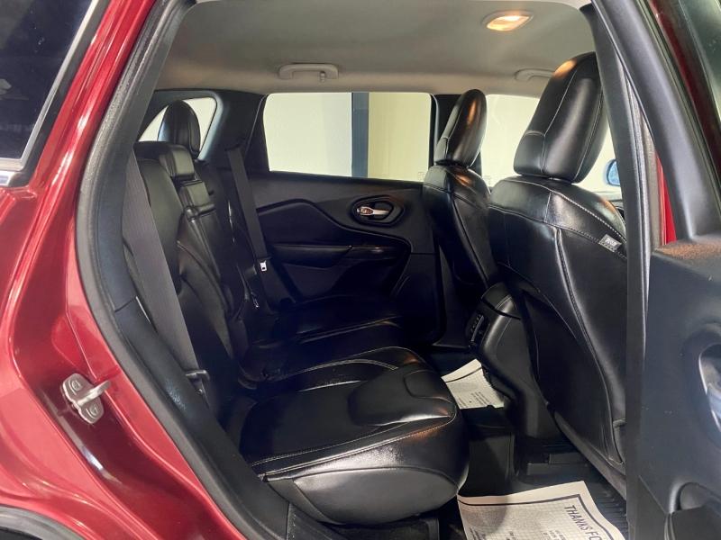 Jeep Cherokee 2014 price $14,999