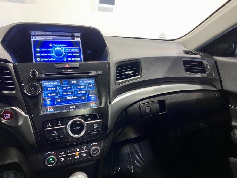 Acura ILX 2016 price $16,999
