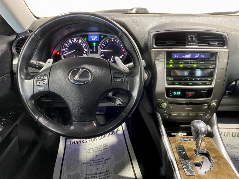 Lexus IS 250 2009 price $15,500