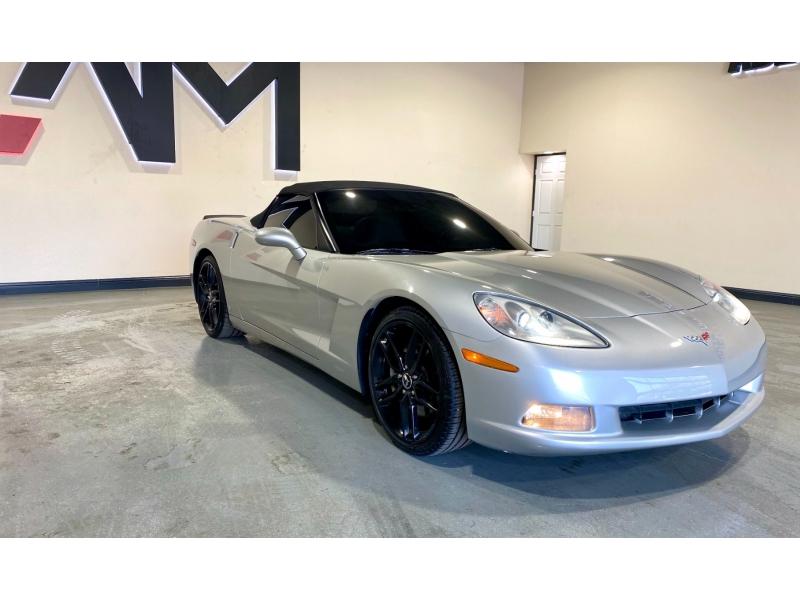 Chevrolet Corvette 2007 price $21,500