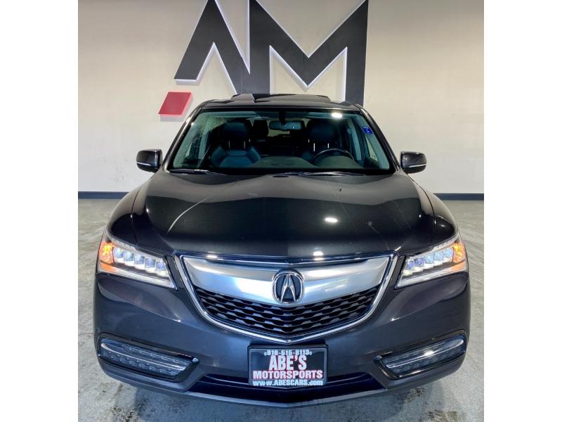 Acura MDX 2014 price $21,999