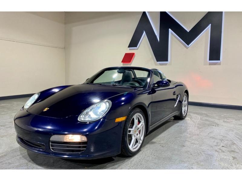 Porsche Boxster 2005 price $14,999