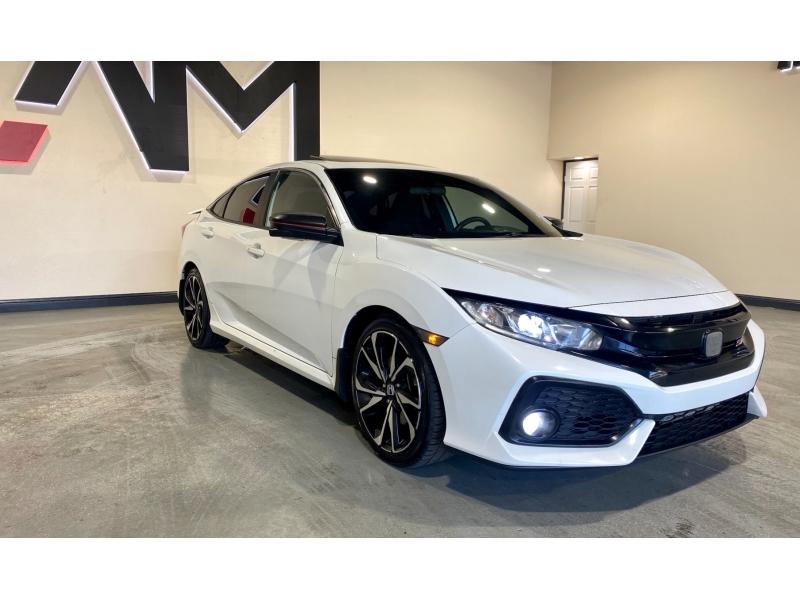 Honda Civic Si Sedan 2018 price $19,500