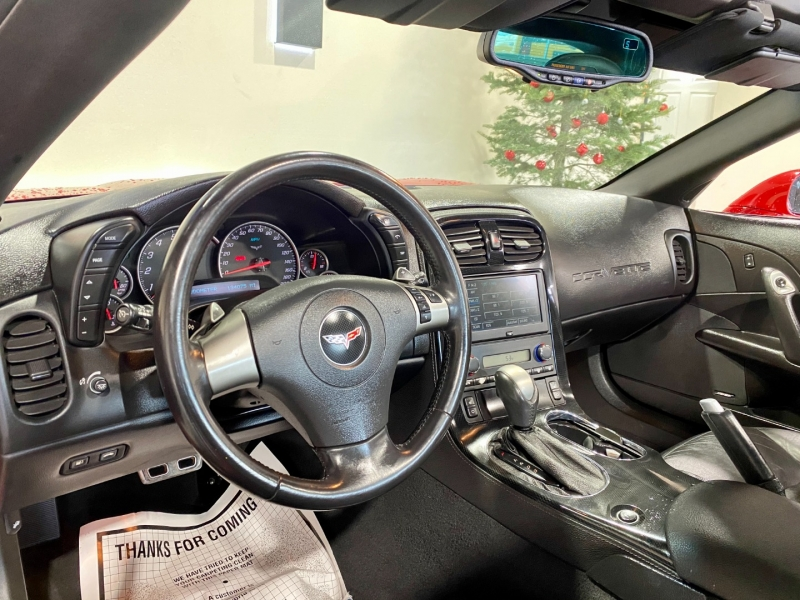 Chevrolet Corvette 2008 price $18,999