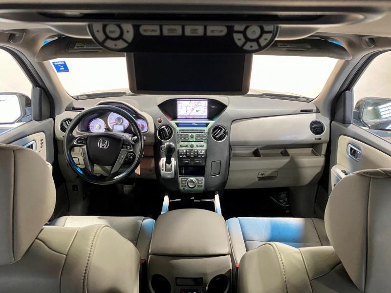 Honda Pilot 2011 price $16,999