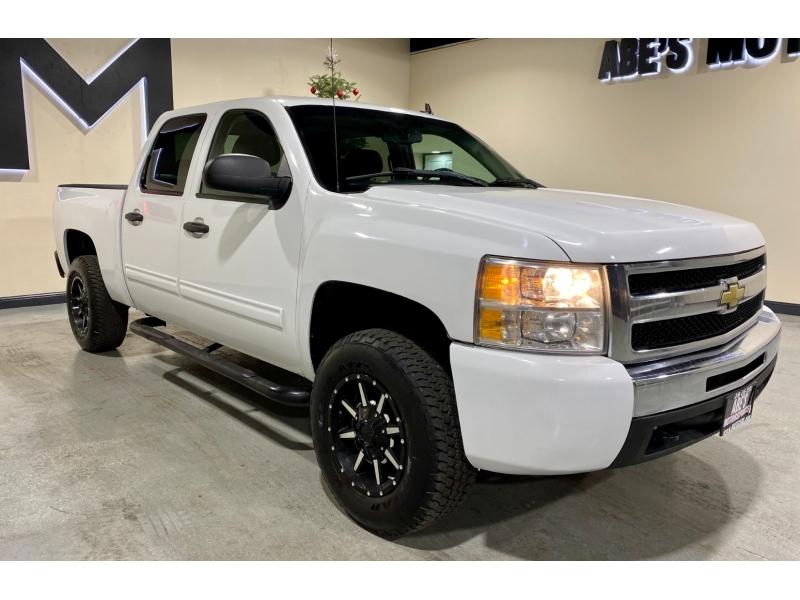 Chevrolet Silverado 1500 2011 price $17,500