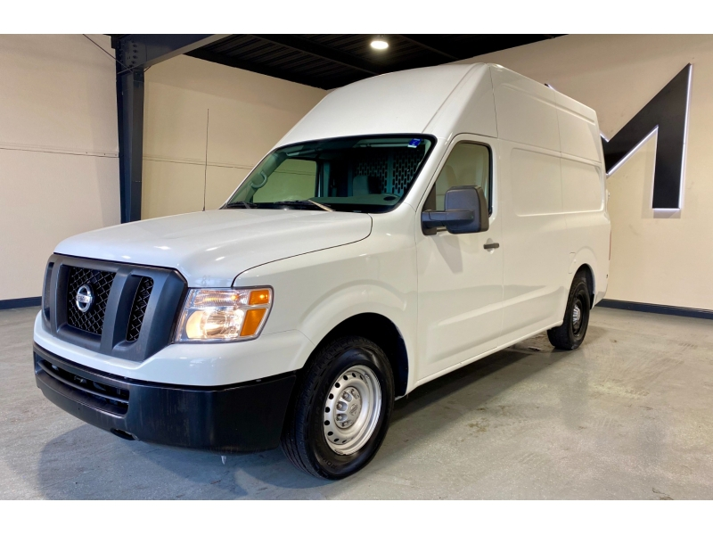 Nissan NV Cargo 2017 price $23,999