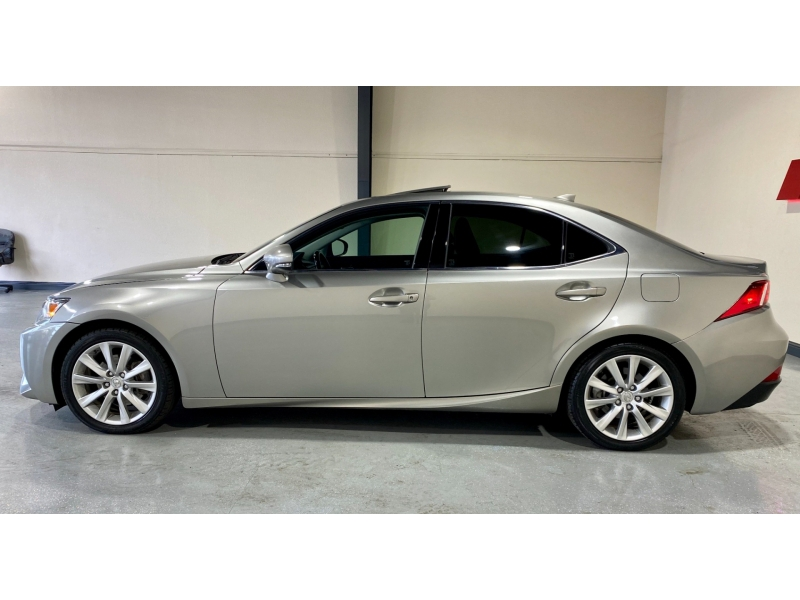 Lexus IS 250 2015 price $20,999