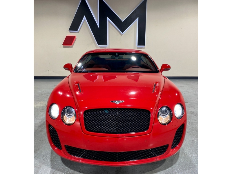 Bentley Continental Supersports 2010 price $86,999