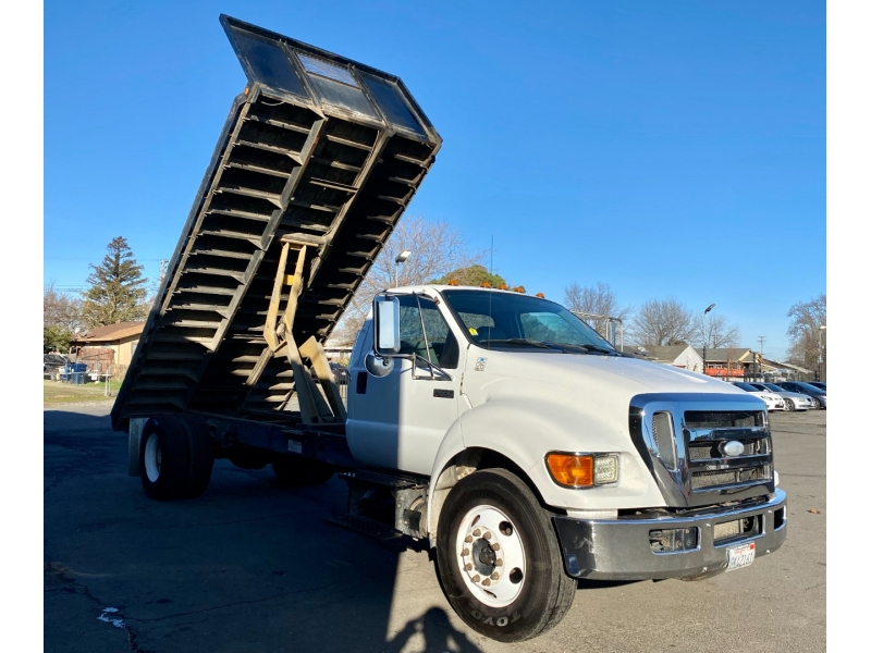 Ford Super Duty F-650 Straight Frame 2008 price $14,999