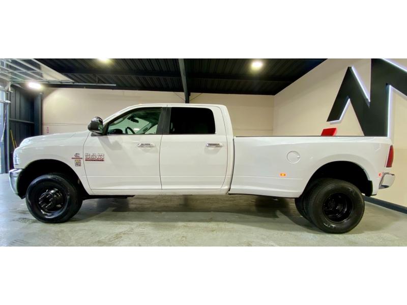 RAM 3500 2018 price $45,999