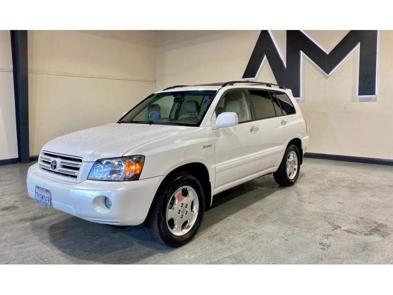 Toyota Highlander 2006 price $8,999