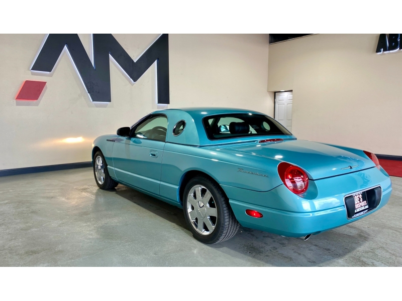 Ford Thunderbird 2002 price $13,999