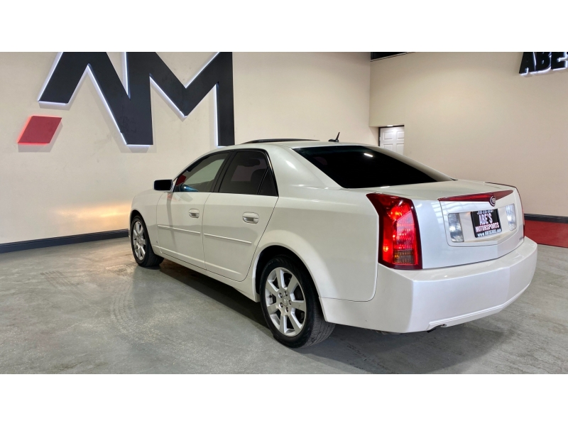 Cadillac CTS 2006 price $7,500