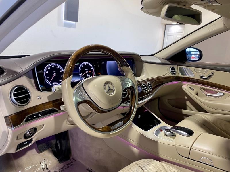Mercedes-Benz S-Class 2015 price $34,999