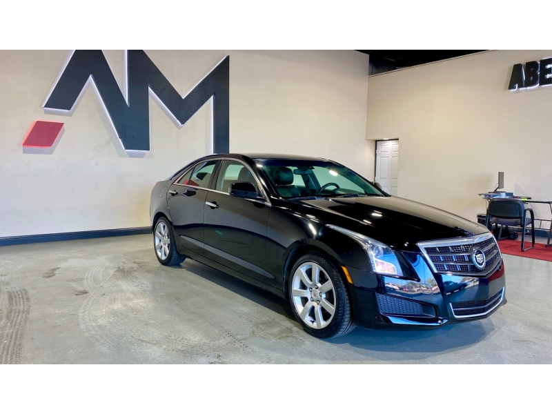 Cadillac ATS 2013 price $12,999