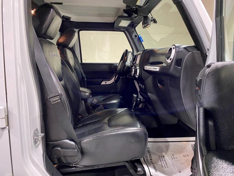 Jeep Wrangler Unlimited 2014 price $27,999