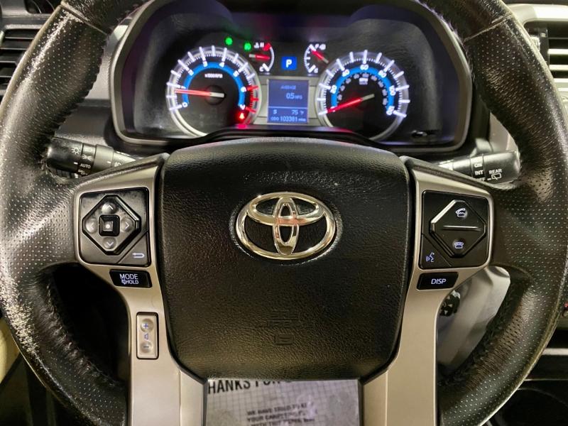 Toyota 4Runner 2016 price $30,999