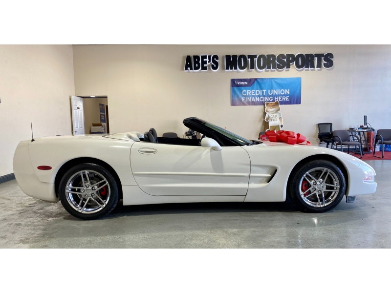Chevrolet Corvette 2003 price $20,999