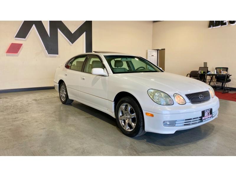Lexus GS 300 2003 price $7,500