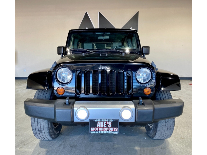 Jeep Wrangler Unlimited 2009 price $18,999