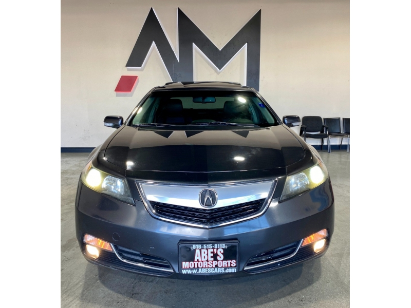 Acura TL 2012 price $12,999
