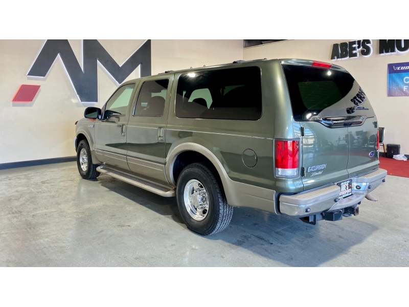 Ford Excursion 2001 price $9,999
