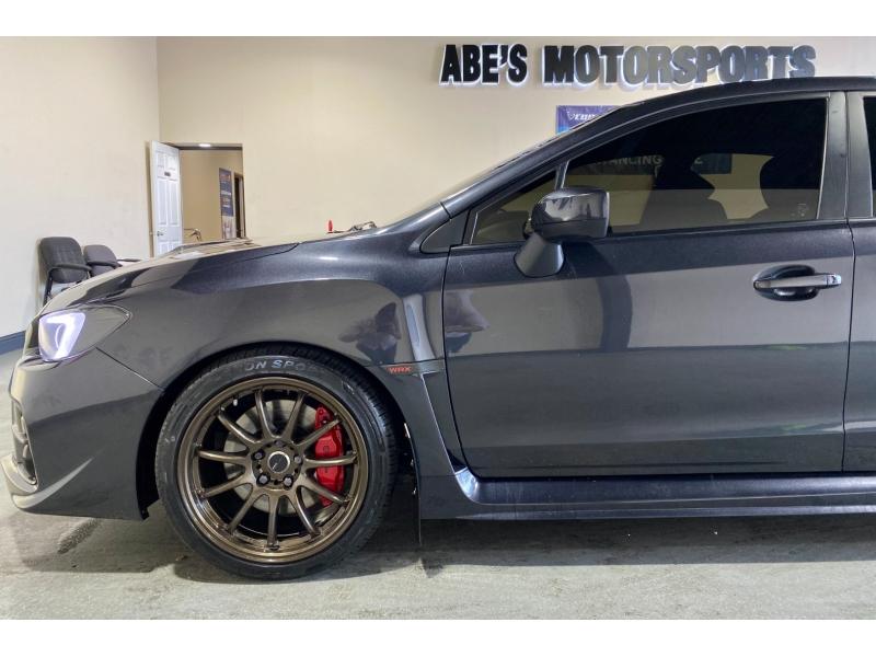 Subaru WRX 2017 price $24,999
