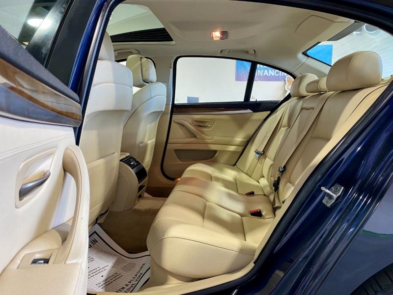 BMW 5-Series 2013 price $13,999