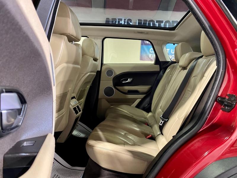 Land Rover Range Rover Evoque 2014 price $19,999