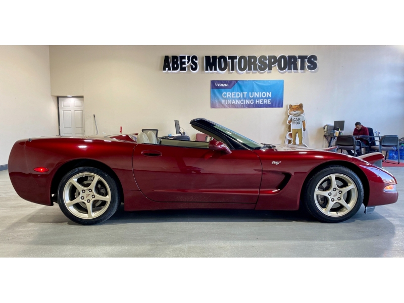Chevrolet Corvette 2003 price $24,999