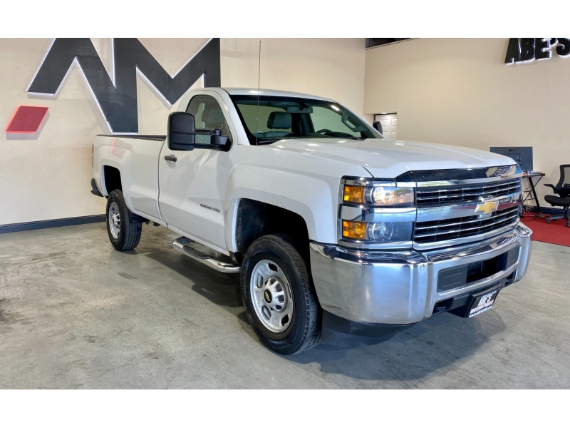 Chevrolet Silverado 2500HD Built After Aug 14 2015 price $16,999