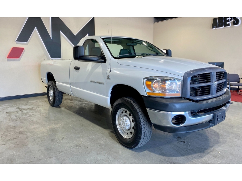Dodge Ram 2500 2006 price $19,999