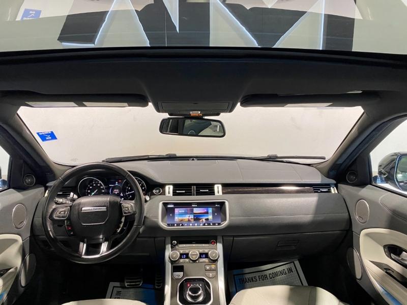 Land Rover Range Rover Evoque 2017 price $38,998