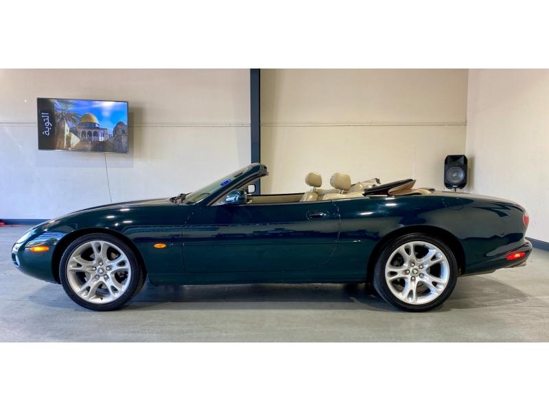 Jaguar XK 2003 price $9,988