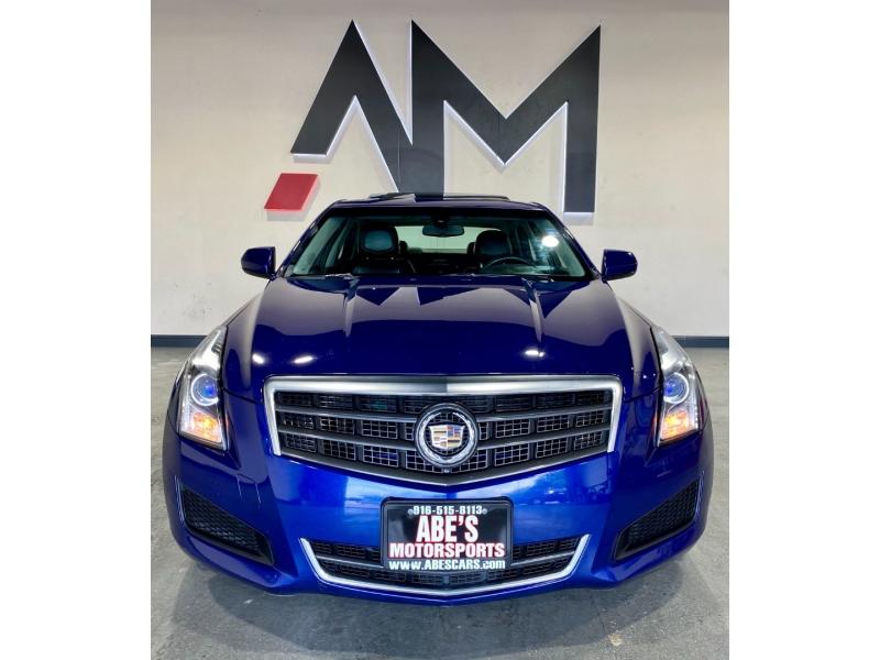 Cadillac ATS 2013 price $14,999