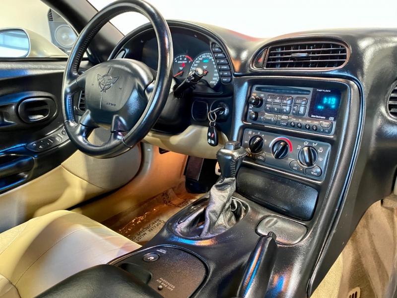 Chevrolet Corvette 2002 price $23,999