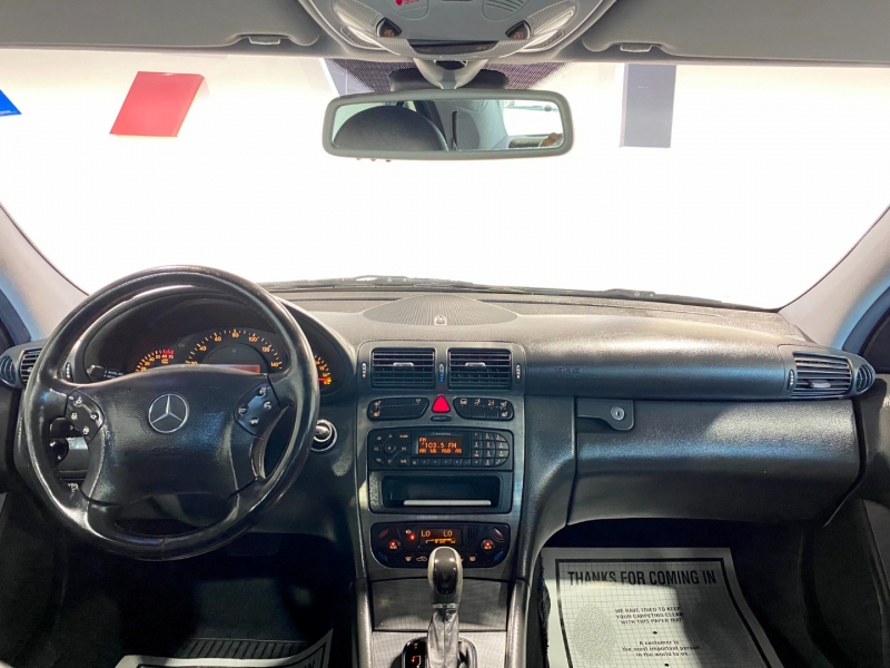 Mercedes-Benz C-Class 2002 price $5,999