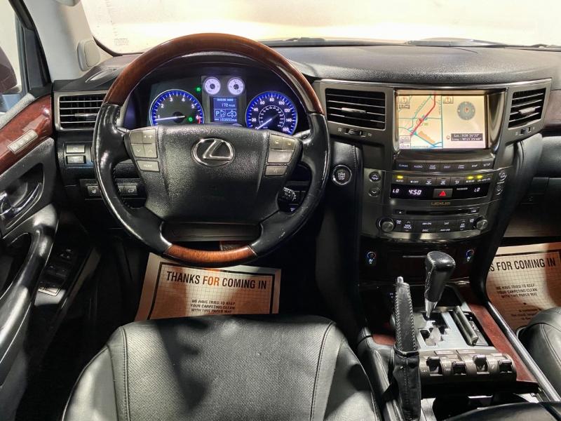 Lexus LX 570 2011 price $29,999