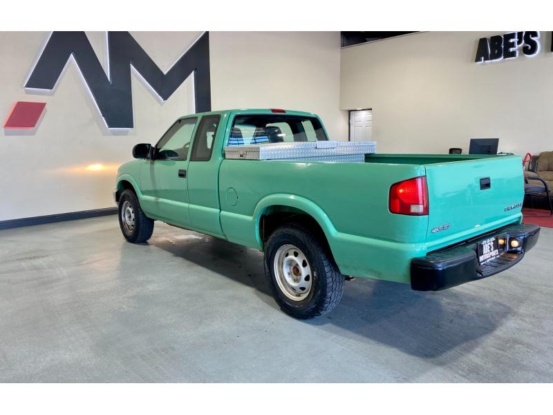 Chevrolet S-10 2003 price $11,999
