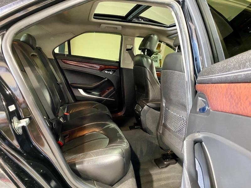 Cadillac CTS Sedan 2012 price $10,999