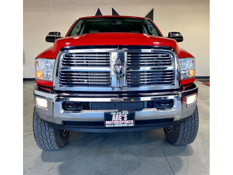 RAM 2500 2012 price $54,999