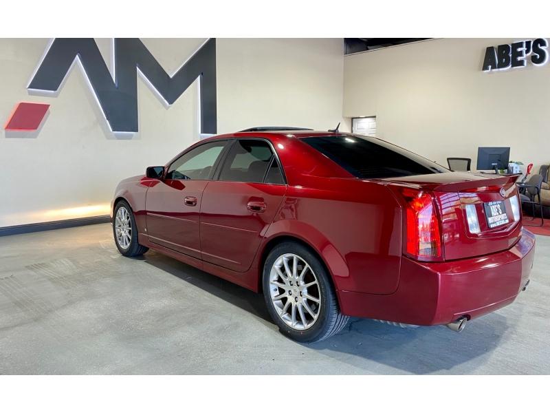 Cadillac CTS 2007 price $8,999