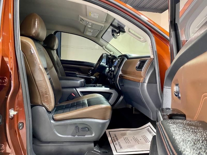 Nissan Titan XD 2016 price $48,999