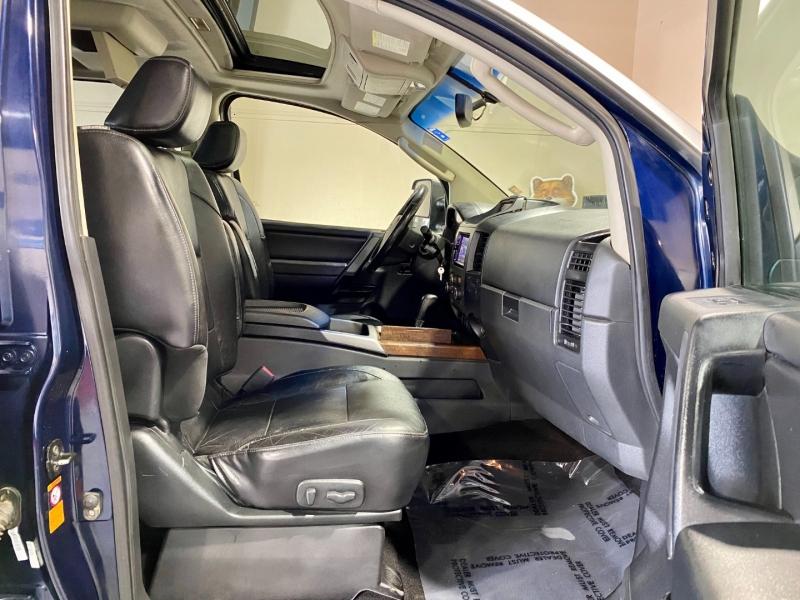 Nissan Titan 2008 price $10,999
