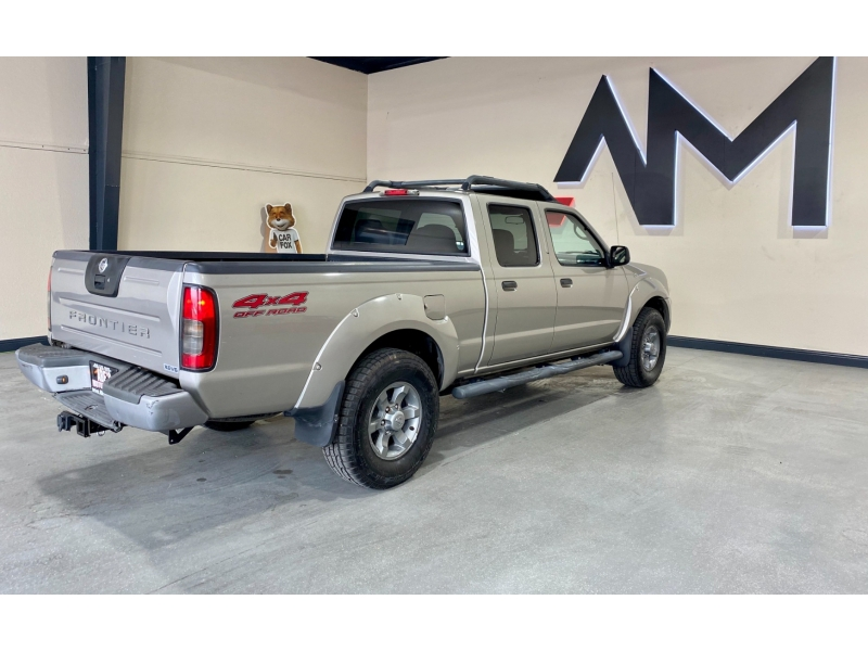 Nissan Frontier 4WD 2003 price $11,999