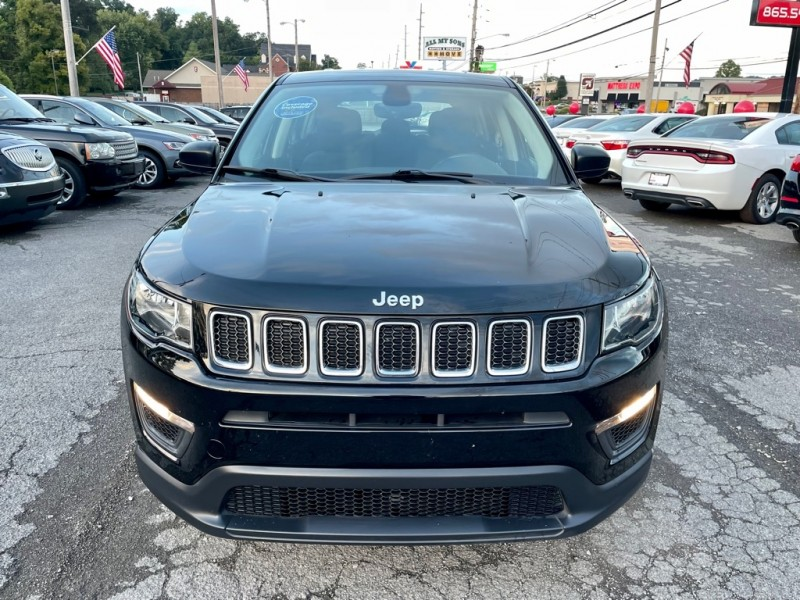 JEEP COMPASS 2018 price $16,999