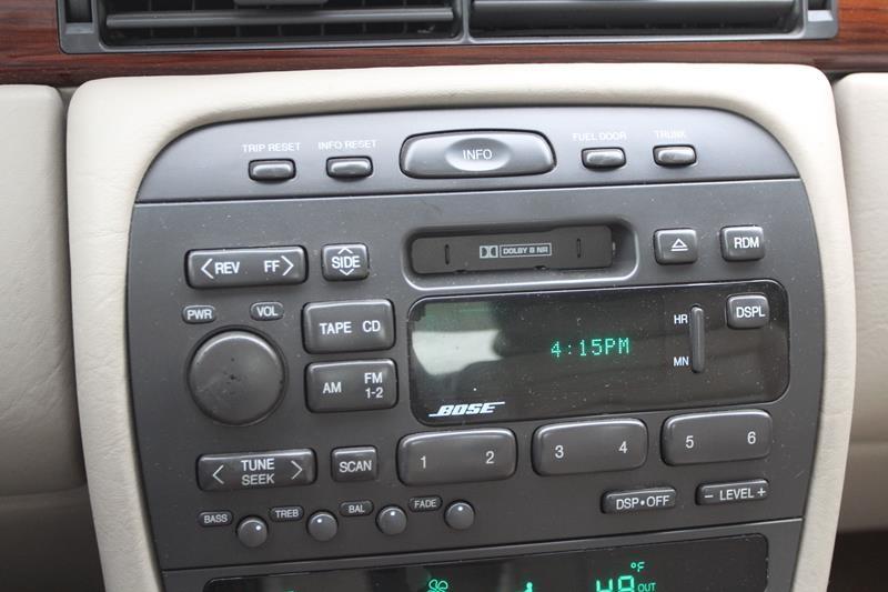 Cadillac Seville 1996 price $2,995