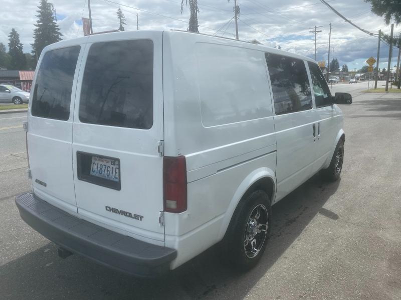 Chevrolet Astro Cargo Van 2005 price $5,495
